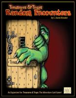 Random Encounters Expansion