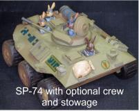 SP-74 Scout Car
