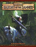 Barony of the Damned - An Adventure in Mousillon