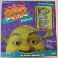 Shrek - Road to Royalty