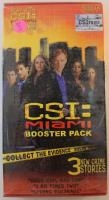 CSI - Miami Booster Pack