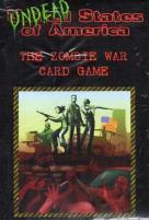Undead States of America - The Zombie War Card Game
