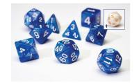Pearl Blue w/White (8)