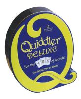 Quiddler - The Short Word Game (Deluxe Edition)