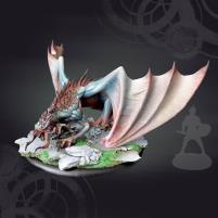 Maelstrom Monster - Warmonger Dragon