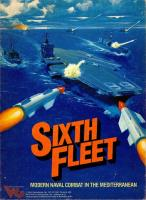 6th Fleet (Japanese Language Edition)