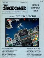 "#39 ""Triplanetary Scenario, Ice War"""