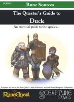 Rune Sources - The Quester's Guide to Duck