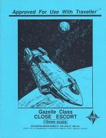Gazelle Class Close Escort (1st Printing)