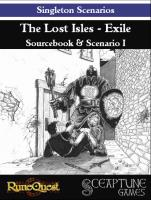 Singleton Scenarios #1 - The Lost Isles #1, Exile