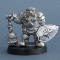 Aldon Oathkeeper - Dwarf Paladin