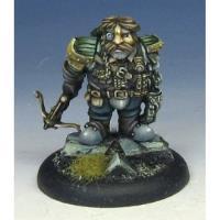 Abelard Flintrock - Dwarf Mechanist