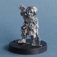 Corna Stonecoven - Dwarf Witch