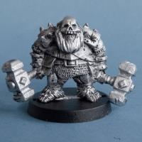 Goram the Dead - Undead Dwarf