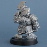 Bloodknuckle Grymm - Dwarf Berserker