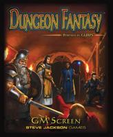 Dungeon Fantasy - GM Screen