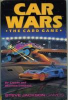 Car Wars - The Card Game (1st Printing)
