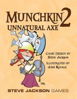 Munchkin 2 - Unnatural Axe (Revised Edition)