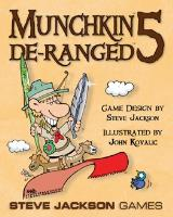 Munchkin 5 - De-Ranged (Revised Edition)