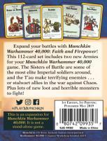 Munchkin Warhammer 40,000 - Faith and Firepower Expansion