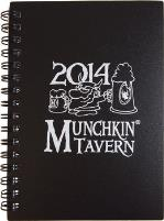 2014 Munchkin Tavern Notebook
