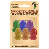 Munchkin Shakespeare - Spykespeare Pawns
