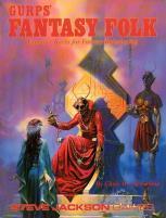 Fantasy Folk (1st Edition)
