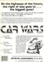 Car Wars (Deluxe Edition)