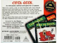 Chez Geek (2nd Edition)