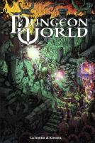 Dungeon World Roleplaying Game