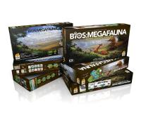Bios Megafauna - Mutate, Speciate, Populate (2nd Edition)