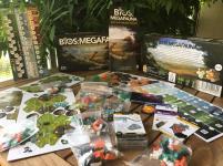 Bios Megafauna - Mutate, Speciate, Populate (2nd Edition)