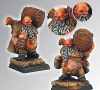 Dwarf Reveller