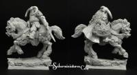 Barbarian on Horse