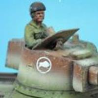 7tp Tank Commander #1