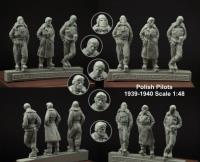 Polish Pilots 1939-1940