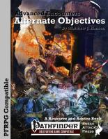 Advanced Encounters - Alternate Objectives (Pathfinder)
