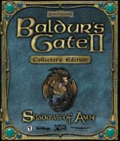 Baldur's Gate II - Shadows of Amn (Collector's Edition)