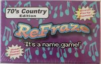 ReFraze (70's Country Edition)
