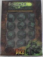 Secrets of the Lost Tomb Dice