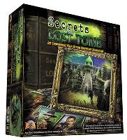 Secrets of the Lost Tomb (2nd Edition)