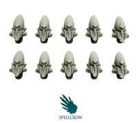 Helmets - Space Elves