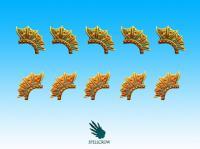 Crests - Salamanders or Dragons