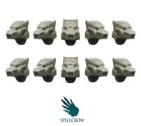 Helmets - Wolves