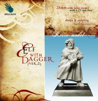 Elf w/Dagger (Version 2)
