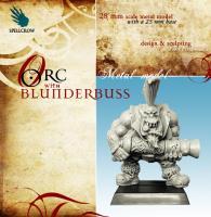 Orc w/Blunderbuss