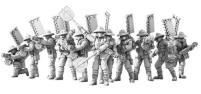 Ashigaru Infantry Set