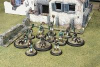 Ashigaru Infantry Expansion
