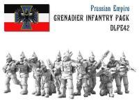 Grenadier Infantry Set