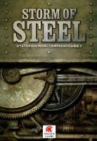 Campaign Book - Storm of Steel